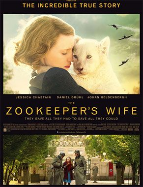 The Zookeepers Wife Movie Details Genre: Biography, Drama, History Rating: 7.1/10 – 3,957 votes Bluray 480p/720p x265/720p/1080p 620mb/580mb/1.1gb/1.2gb/2.5gb Country: USA Language: English Starring:...