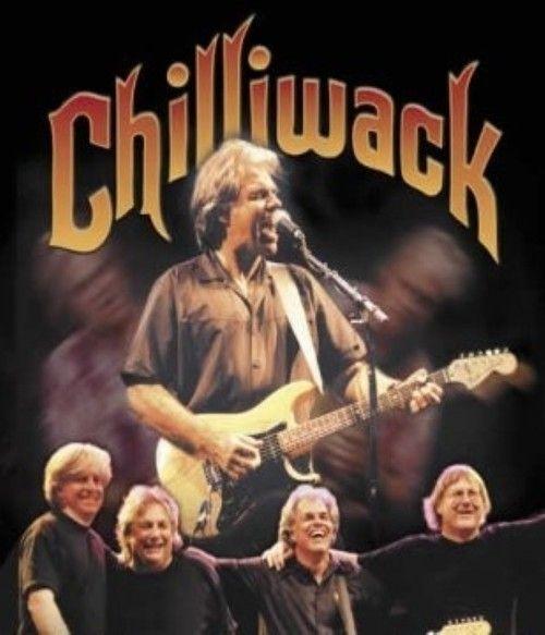 Chilliwack - WestJet Concert Stage