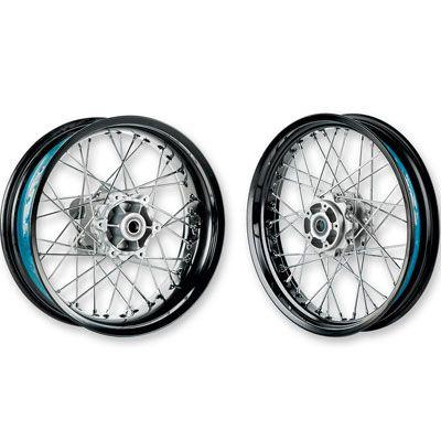 Ducati Scrambler Aluminum Spoke Rim Set 96380031A $1,449