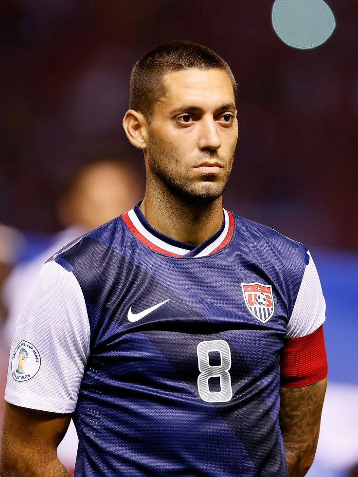 Along with being the captain of the US men's national soccer team, Dempsey plays for the Seattle Sounders FC. He previously played for the New England Revolution, Fulham, and Tottenham Hotspur.