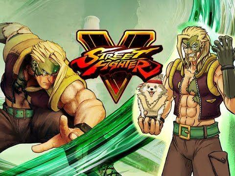ENTER THE NASH: WEEK OF! Street Fighter 5 Beta Pt. 2 (Online Matches)