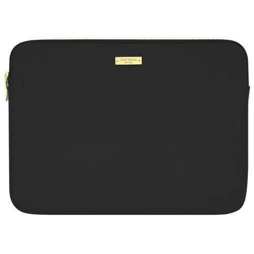 "kate spade new york 13"" MacBook Sleeve (KSMB-010-BLK-INT) - Black"