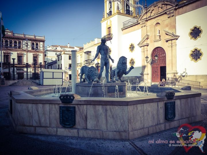 Ronda, Andalucía, España.