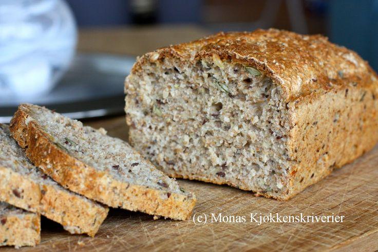 Superlettvinte & kjempegode brød!