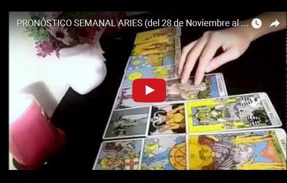 """Horoscopo Semanal del 28 de Noviembre al 4 de Diciembre 2016.Visita tu Signo.Dale Click al boton """"Visitar"""""""