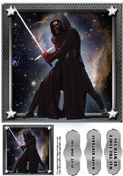 StarWars Card Front Sheet 7