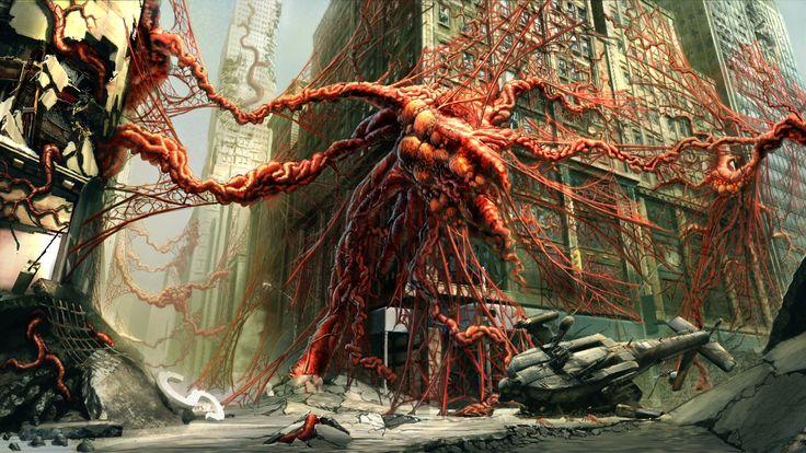ArtStation - Prototype 2 - Red Zone, Cesar Rizo