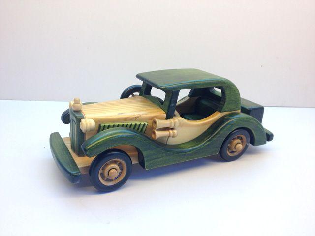 Дерева ручной работы классические автомобили модели автомобиля мебель украшения(China (Mainland))