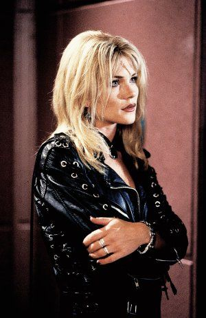 Amy Locane - from the movies Cry Baby and Airheads...and the original TV series of Melrose Place