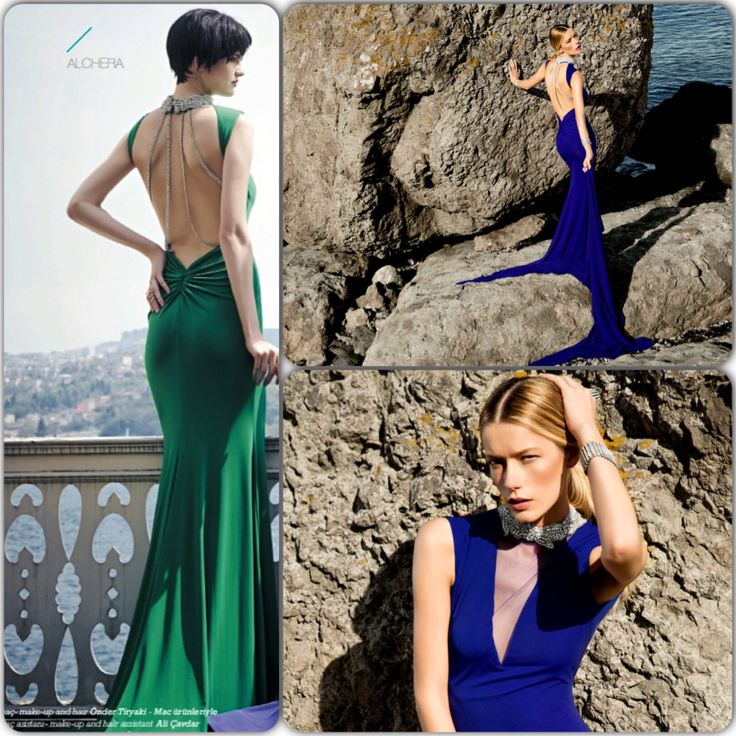 """Leave everything behind and say """"Hello"""" to a perfect week with your most beautiful look!  You are invited to our store... #alcheracom #eveningdress #coctaildress #dress #summer #fashion #style #magazin #fashionist @T Frangione @istmagazine #istmagazine"""