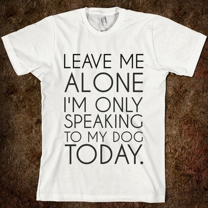 LEAVE ME ALONE - glamfoxx.com - Skreened T-shirts, Organic Shirts, Hoodies, Kids Tees, Baby One-Pieces and Tote Bags Custom T-Shirts, Organic Shirts, Hoodies, Novelty Gifts, Kids Apparel, Baby One-Pieces | Skreened - Ethical Custom Apparel