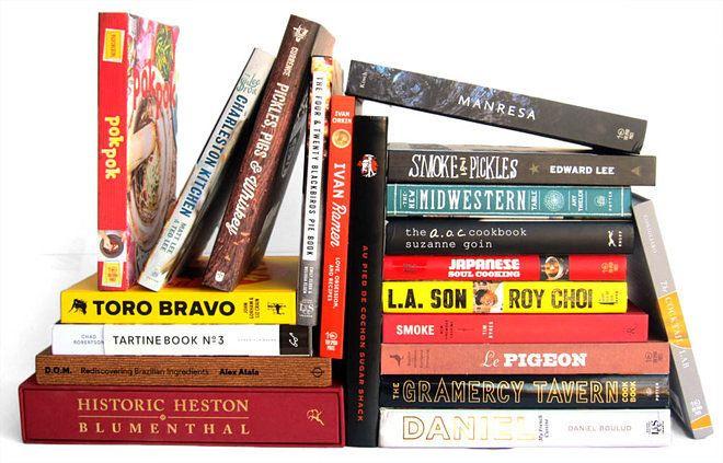 Eater's 21 Essential Cookbooks of 2013