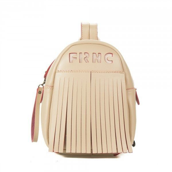 FRNC Nude backpack mazumis