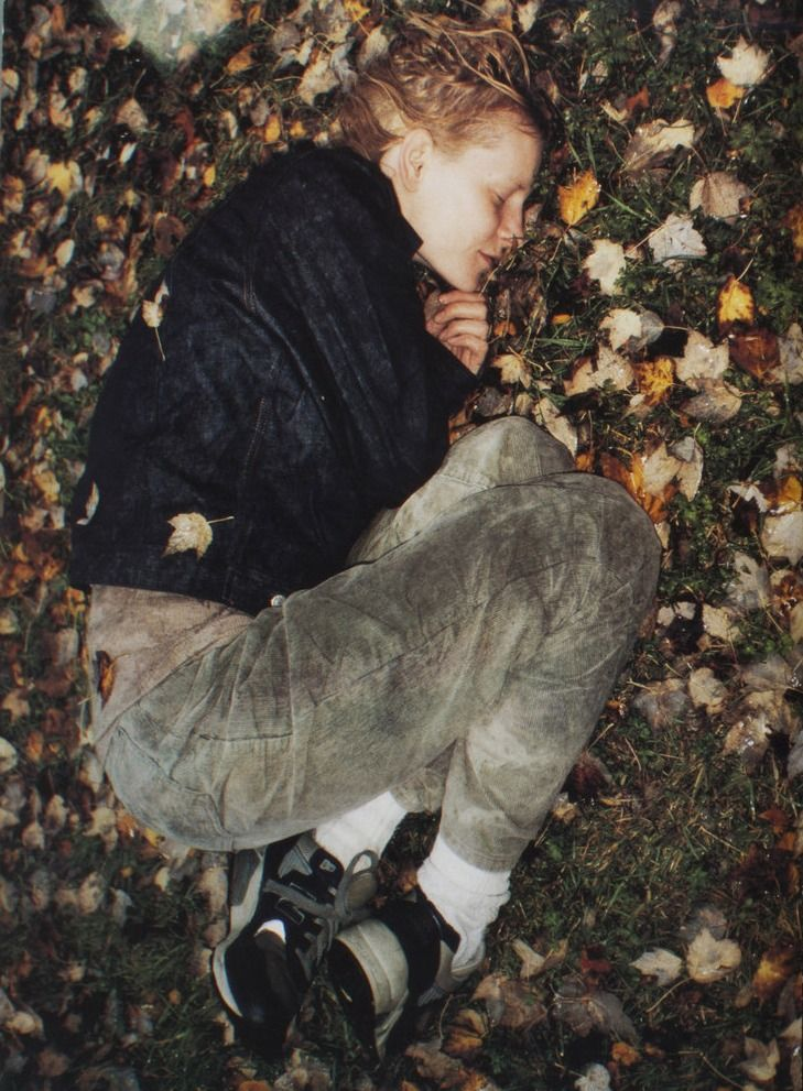 by Juergen Teller  pikeys:    Kristen Owen for Joe's #2 1998