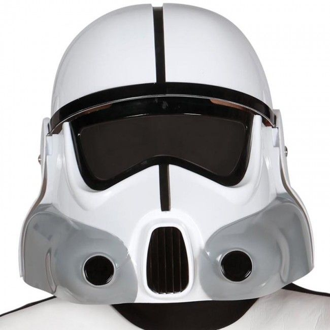 Casco Stormtrooper Star Wars #sombrerosdisfraz #accesoriosdisfraz #accesoriosphotocall