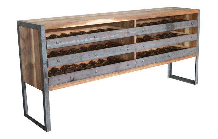 Servers, Plasmas and Wineracks | Incanda | Leather Furniture