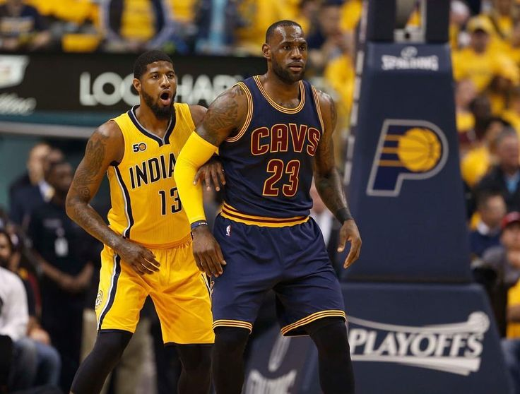 Paul George Willing To Commit Long-Term To Cavs If LeBron James Stays. #repre23nt