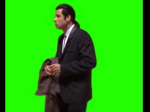 Confused John Travolta Meme Green Screen [Chroma Key ] + DOWNLOAD - YouTube