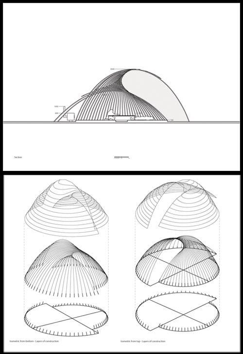Bamboo Structure Project by Pouya Khazaeli Parsa ~ AllThingAbout