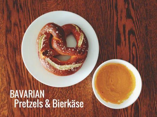 Eden's Junk Drawer: recipe | bavarian pretzels and bierkäse