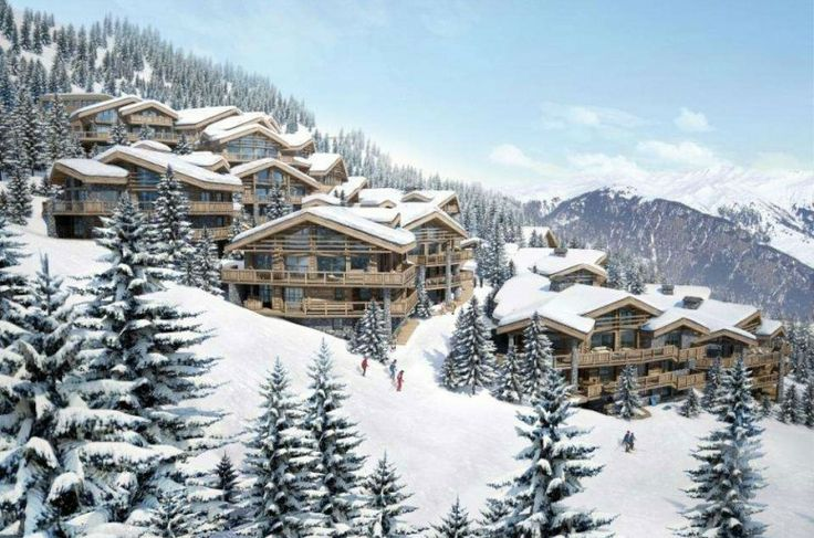 Fascinating Chalet K2 in the French Alps