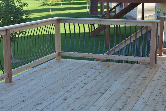 Popular Photo Gallery Decks Breyer Construction u Landscape decks u outdoor living Pinterest
