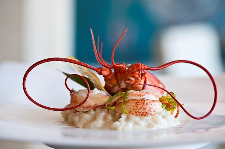 The Dolomites are also host to several #Michelin star-rated #restaurants where guests can get a taste of the area and experience fine dining at its very best!  | Photo: Stefano Scatà (Romantik Hotel Turm) #Dolomiti #Dolomites