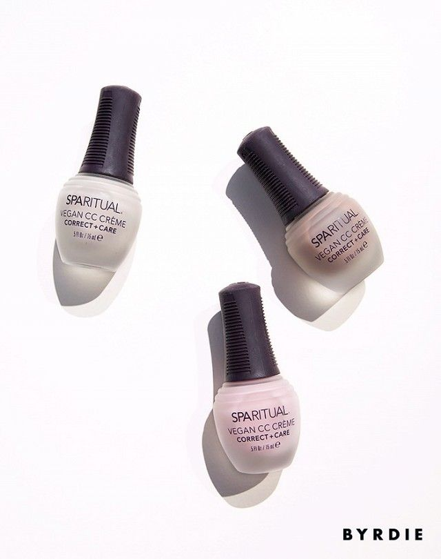 Sparitual Vegan CC Crème Correct + Care ($17): Unlike many of the products I tried, these ones specifically note they are not to be used as base coats. They're designed specifically to...