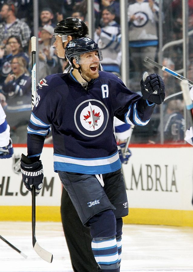 Blake Wheeler, Winnipeg Jets
