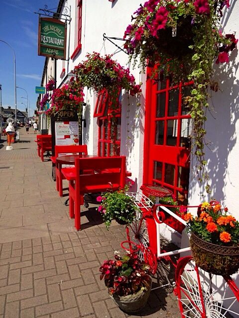 The Arches Restaurant - Adare, County Limerick, Ireland (by Cheryl D. D.)