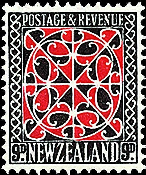 NZ stamp
