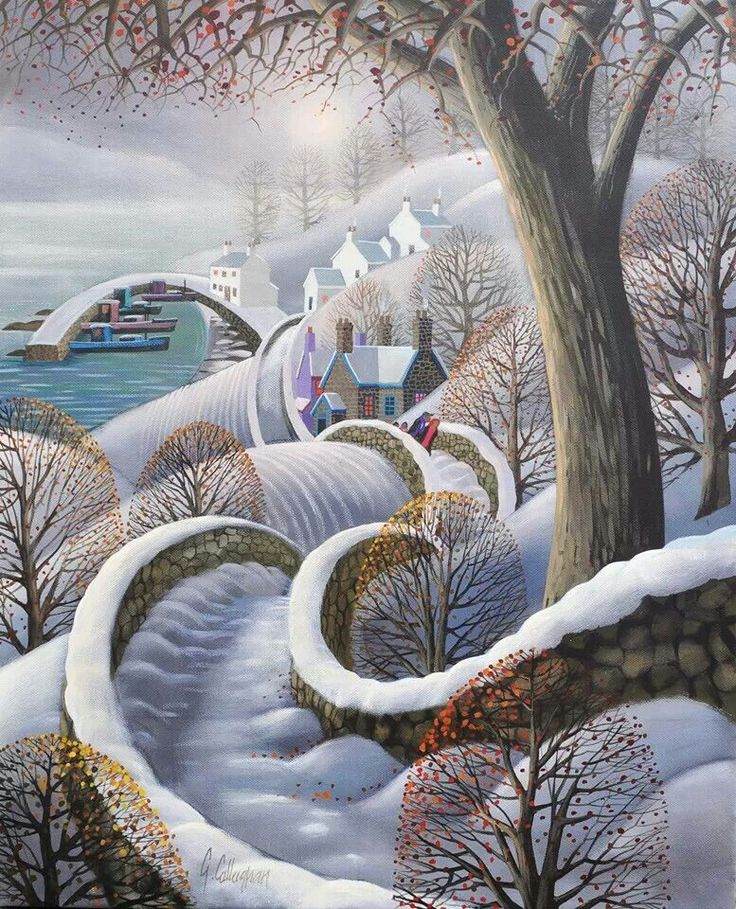 George Callaghan // This is a bit more modern, but it givs a good basic layout.