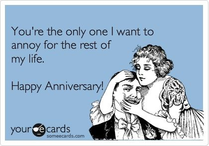 im totally making our first anniversary card just so i can put this on it! i love him so much <3