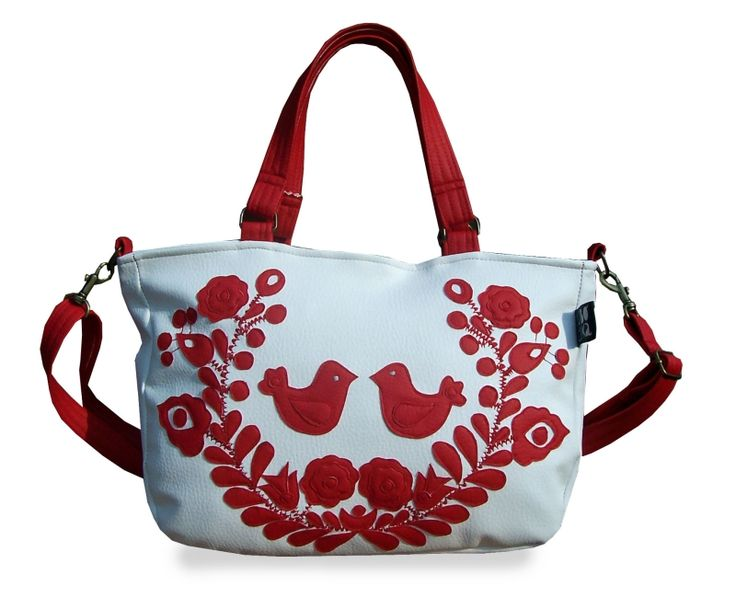 Somogy inspired ethnic bag