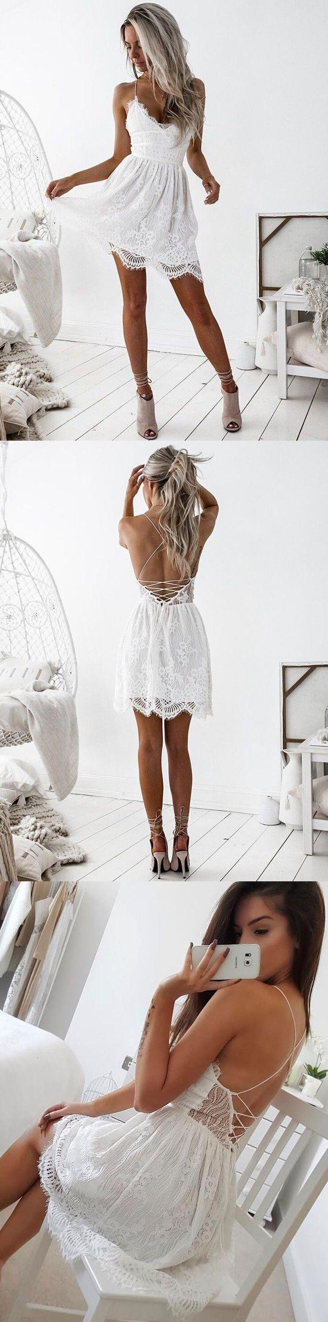 homecoming dresses,short homecoming dresses,cheap homecoming dresses,white homecoming dresses,lace homecoming dresses,