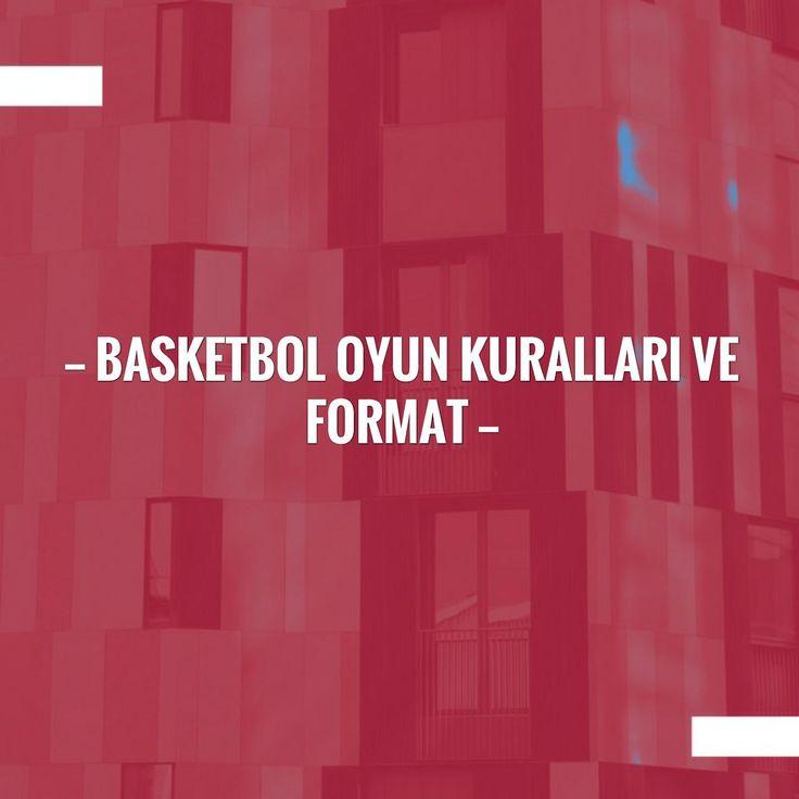 Just posted! BASKETBOL OYUN KURALLARI VE FORMAT http://eftforum.tk/basketbol-oyun-kurallari-ve-format/?utm_campaign=crowdfire&utm_content=crowdfire&utm_medium=social&utm_source=pinterest