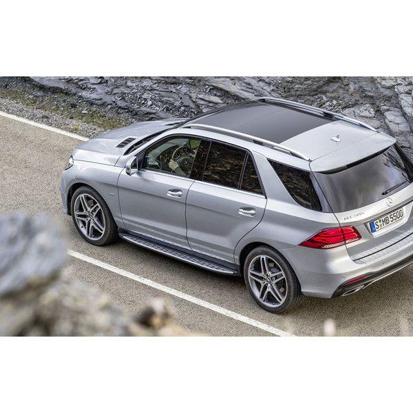 Mercedes-Benz Canada - Future Vehicles & Technology - GLE SUV via Polyvore