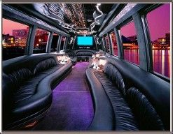 #partybusrental services are great to last out the night dancing while on the move.