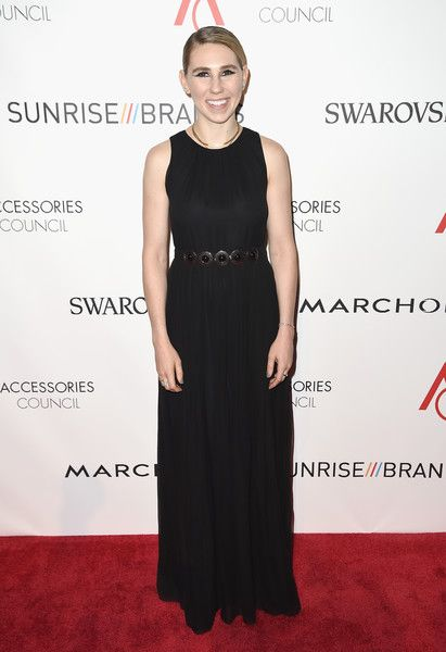 Zosia Mamet attends the 2016 ACE Awards at Cipriani 42nd Street on August 2, 2016 in New York City.