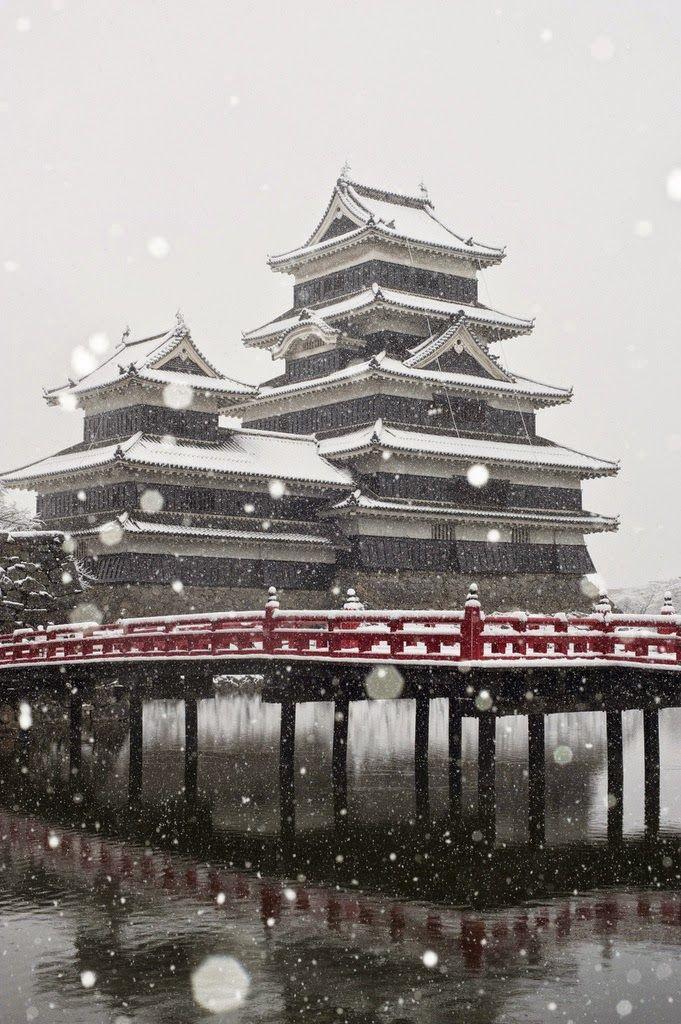 Matsumoto Castle -Japan