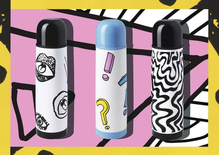 SPRIDD stalen isoleerfles | IKEA IKEAnederland IKEAnl decoratie limited collectie kleuren reizen festival fashion trendy hip design