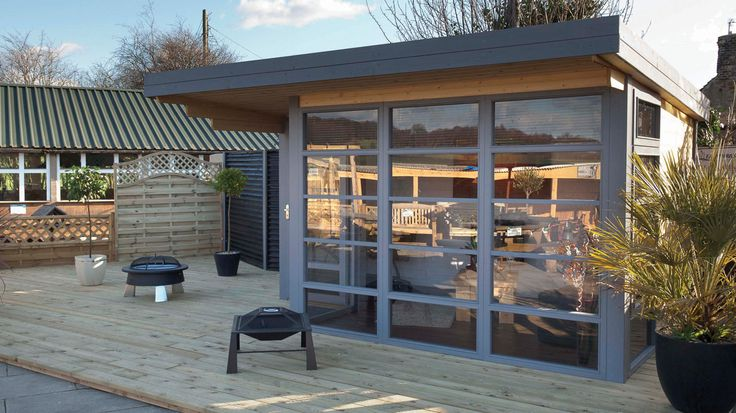 The Arcadia is a stylish and contemporary garden cabin, designed with a flat roof and fully glazed front. Our bespoke garden cabins are tailor-made to suit your individual requirements from 44m natural log, ensuring they are longstanding, secure and weatherproof. Our Arcadia garden cabins make great garden rooms, workshops, offices or even guest rooms. Ask …