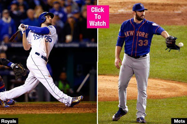 The Kansas City Royals won the first game of the 2015 World Series, but the New York Mets are looking to even things up in Game 2. The Mets play the Royals for the second game for the MLB championships on Oct. 28 and HollywoodLife.com wants you to see every exciting moment! Click to watch!