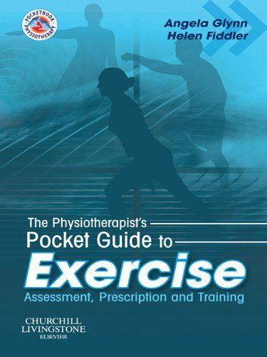 19 best text books physiotherapy sport injury images on the physiotherapists pocket guide to exercise assessment prescription and training physiotherapy pocketbooks fandeluxe Images