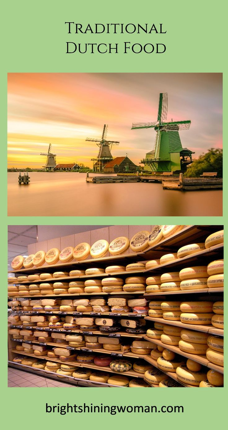 Traditional Dutch food, typically Dutch. A selection of typical Dutch foods. Traditional food from the Netherlands. Things Dutch people eat. #Dutch #food