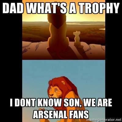 Lets All Guffaw At The Gunners Arsenals Delusional Grandeur Archive