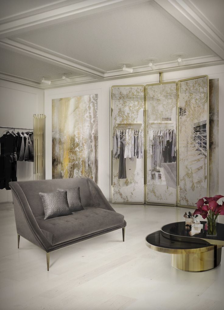 Exclusive interior design projects by KOKET| http://www.bykoket.com/projects/ #bykoket #luxuryfurniture #exclusivedesign #interiordesign #designideas #designtrends #luxurydesign