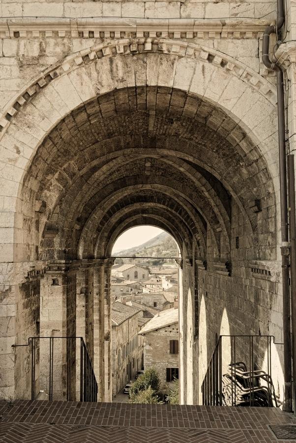 Gubbio province of Perugia , Umbria