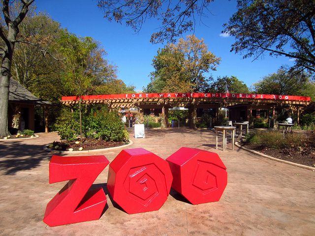 Fort Wayne, IN Children's Zoo