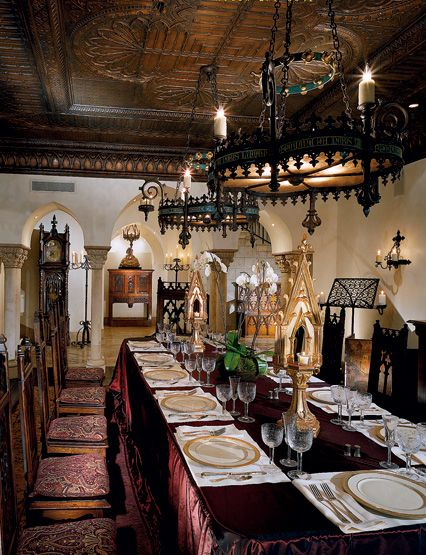 Cher's Dining Room in Malibu